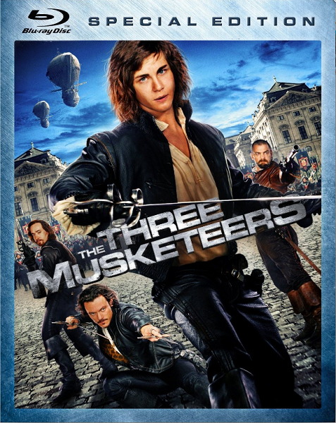 ��������� / The Three Musketeers (2011/BDRemux/BDRip/HDRip)