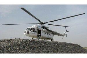 Молдавский вертолёт был захвачен талибами в Афганистане