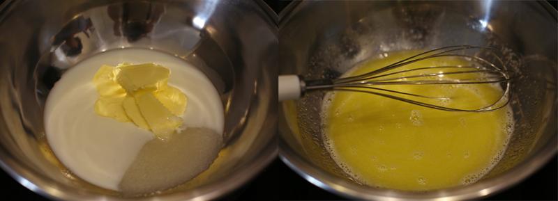 Булочки с корицей - пошаговый рецепт с фото #3.