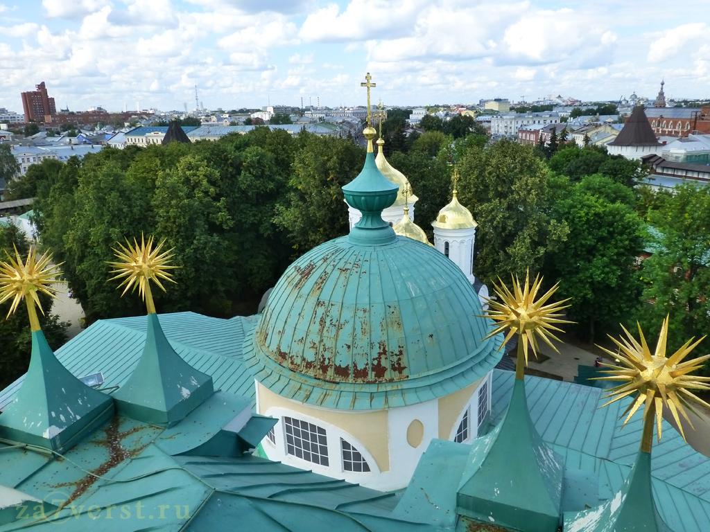 Крыши Ярославля