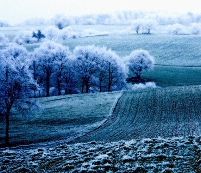 100 самых красивых зимних фотографии: пейзажи, звери и вообще 0 10f57b 90e25311 orig