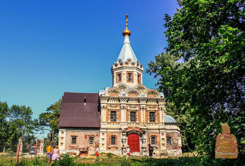Церковь при усадьбе
