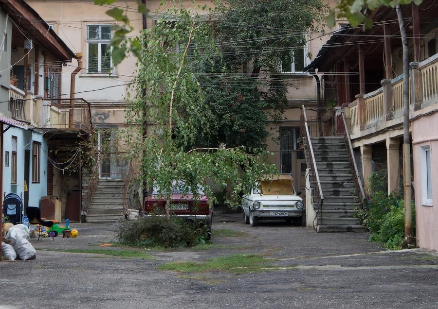 Одесские дворы
