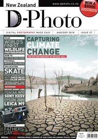 Журнал Журнал D-Photo №37 (август-сентябрь 2010) / NZ