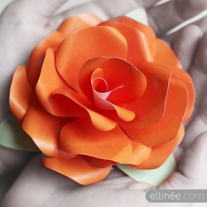 Роза от Еllinee