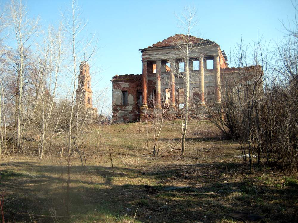 Село Останково