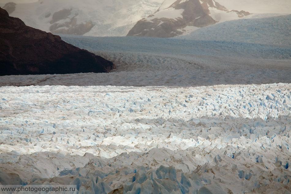 Патагония. Ледник Перито Морено.