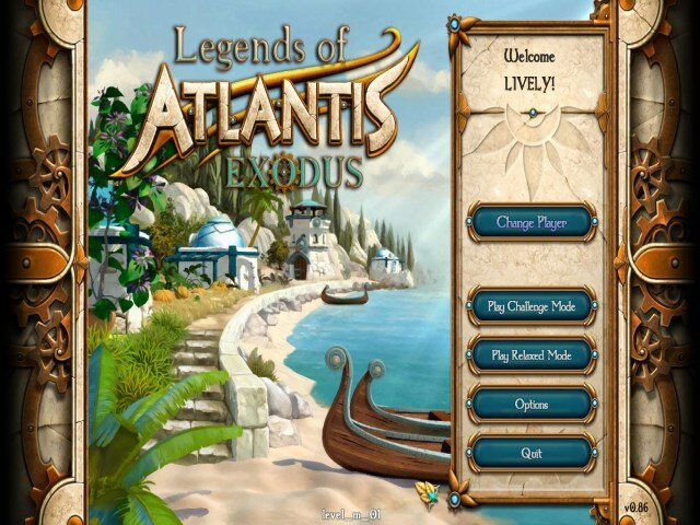 Legends of Atlantis: Exodus (ALPHA)