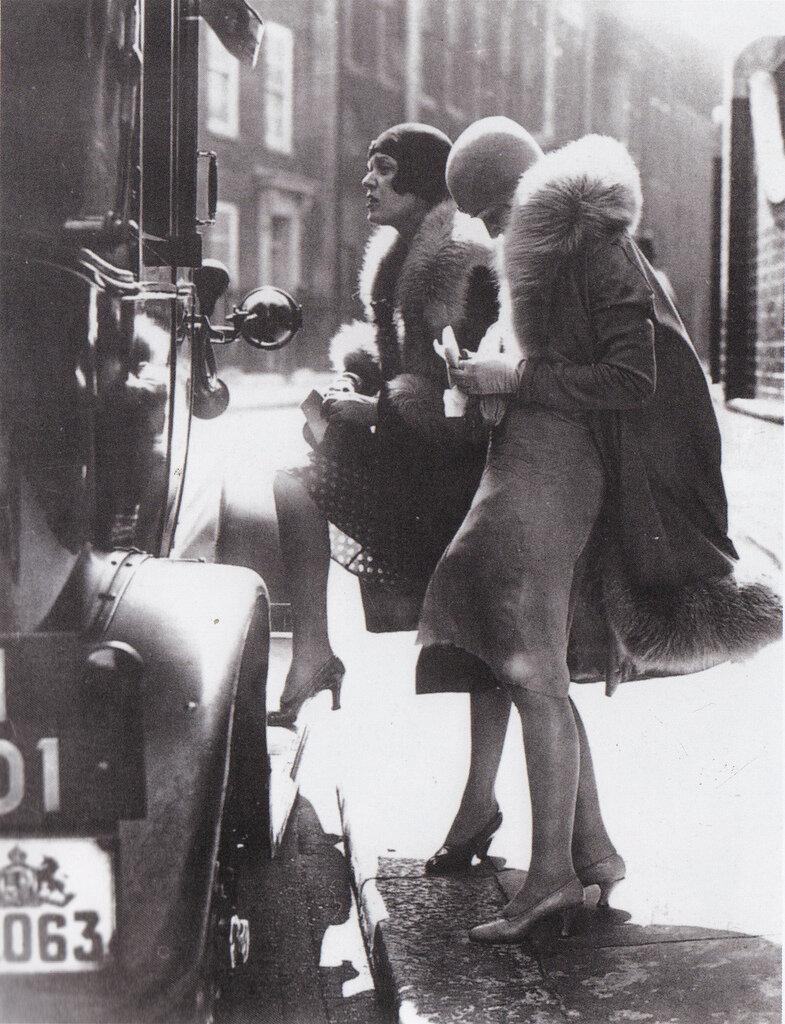 Tauentzien Street Team, Berlin 1920s