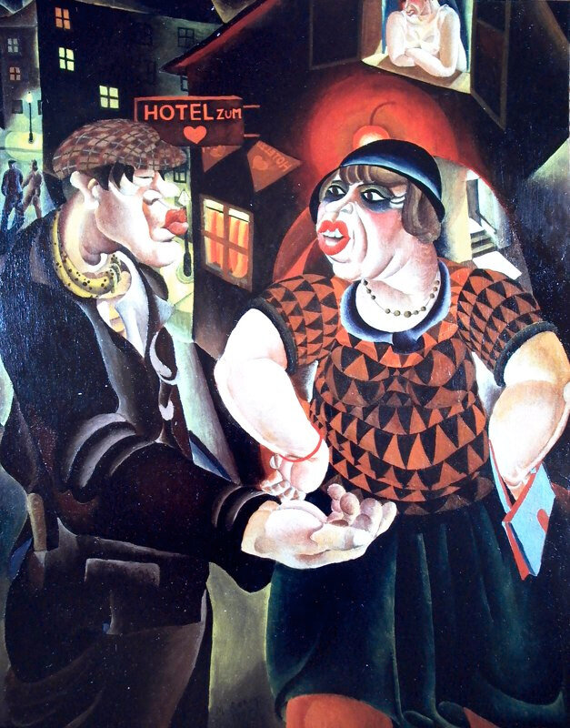 Marcel Ronay, Hotel,  1930