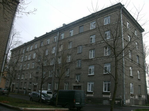 ул. Александра Товпеко 19