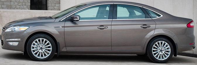 отзыв о Ford Mondeo