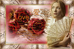 Коллажи на Валентинов День