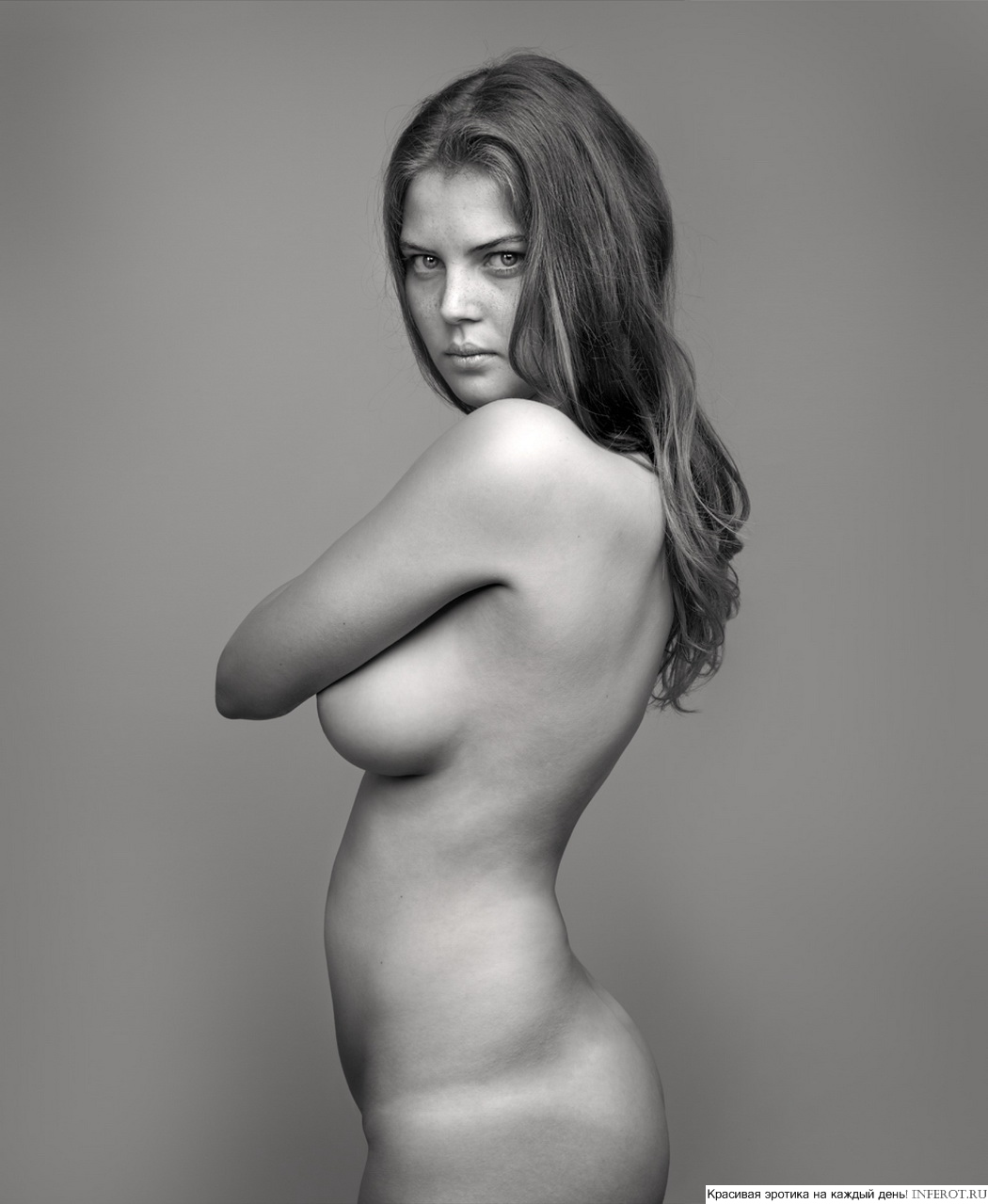 Эротический женский портрет 1 фотография