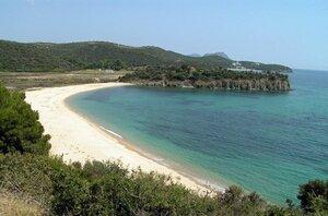 Халкидики пляжи