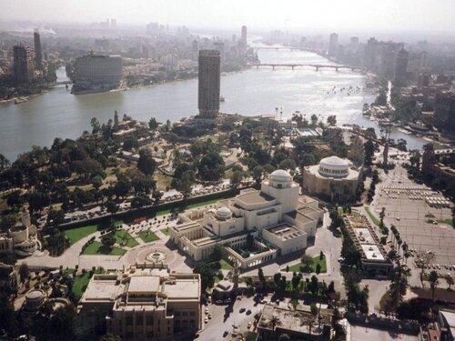 Столица Каир и Величественный Нил