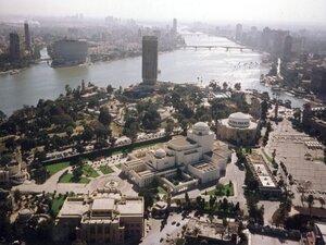 Столица Египта Каир и величественная река Нил