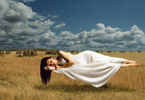 осознанные сновидения, управление сном