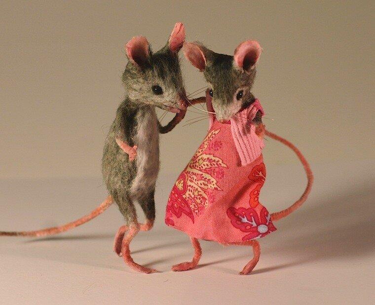 Лицо открытке, картинка прикольной мышки