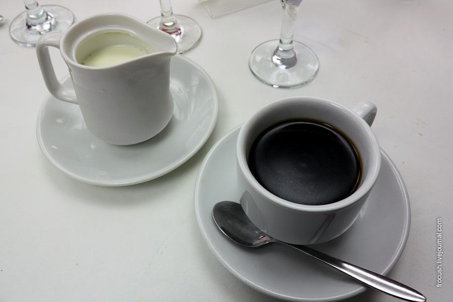 Кофе, молоко