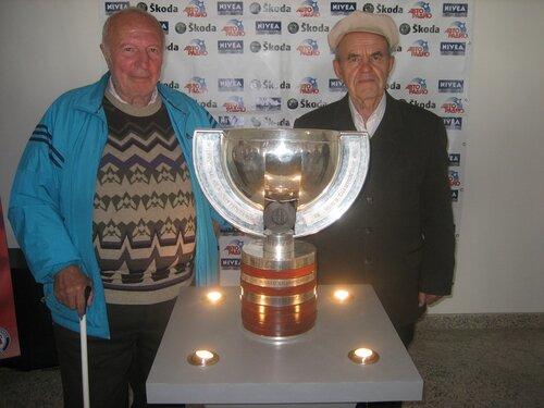 Ветераны и Кубок мира 2008