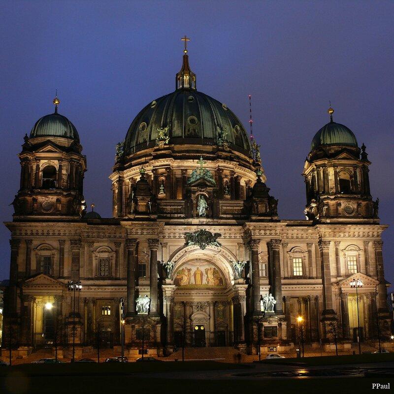 Берлинский Собор....