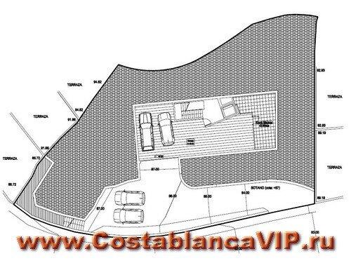 вилла в Altea, CostablancaVIP, вилла в Алтее, вилла в Испании, особняк в Испании, недвижимость в Испании, Коста Бланка, эксклюзив, яхт клуб