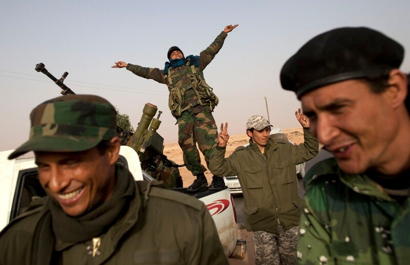 Mideast Libya