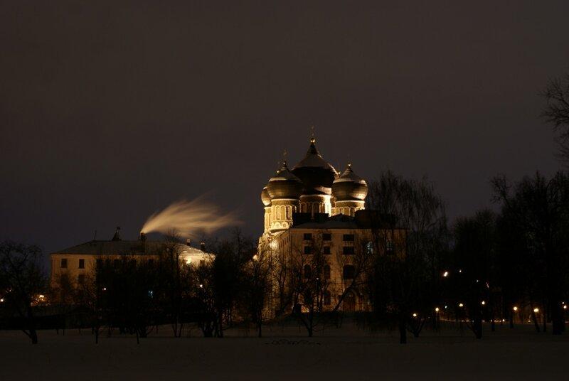 ночное Измайлово