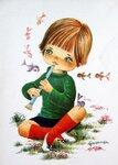 Винтажные открытки от Gallarda 22