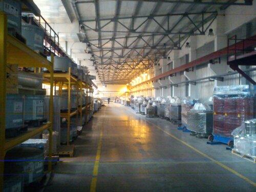 Крупный завод-производитель трансформаторов