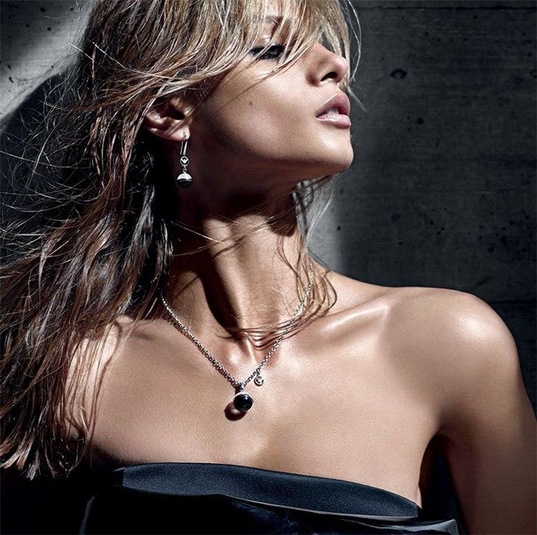 модель Анна Селезнева / Anna Selezneva, фотограф Mario Sorrenti