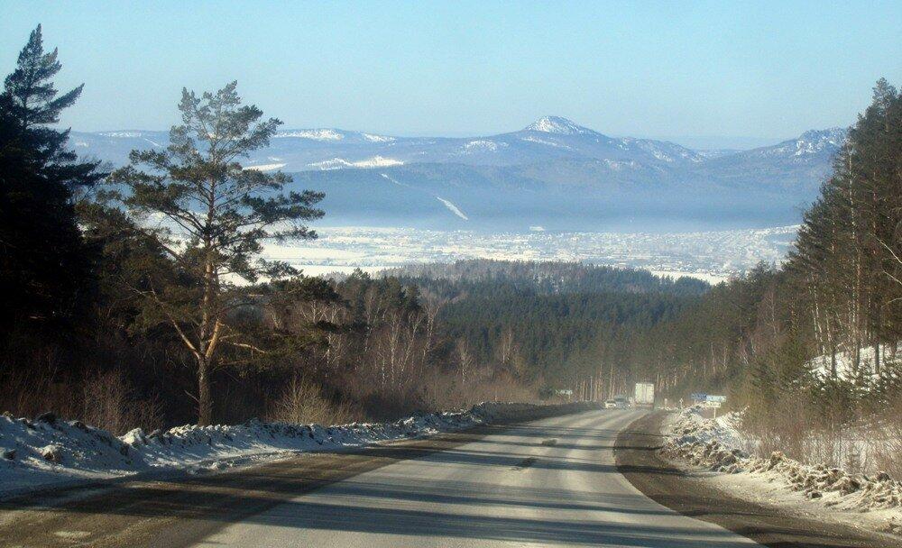 абзаково зима фото