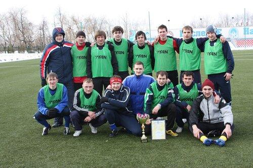 ПФФ - Зимний турнир 2011