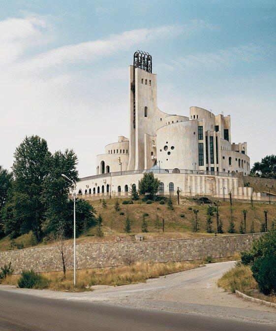 Дворец бракосочетаний в Тбилиси