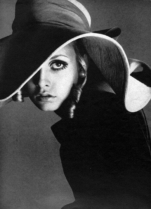 Richard Avedon, Twiggy, 1967