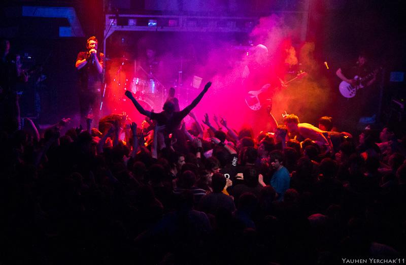 Caliban в Минске, photo, фото