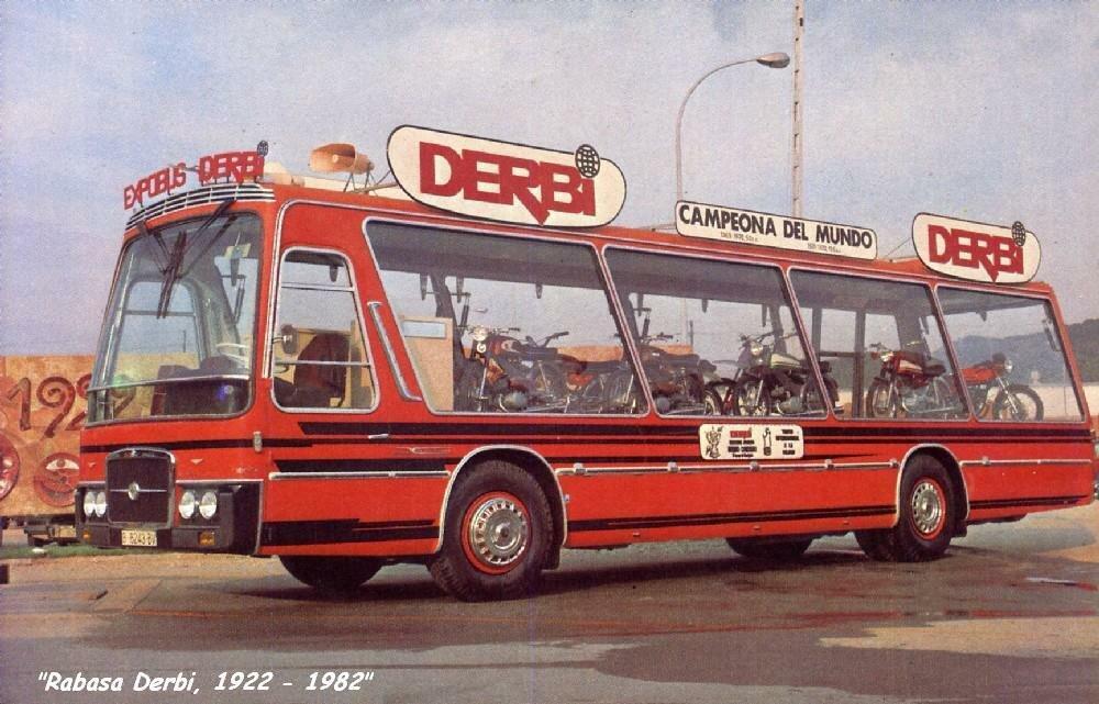 1973 Hispano Suiza. Berichtnavigatie. Buses bodybuilders AYATS Gerona Spain II.jpg