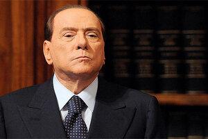 Сильвио Берлускони осудили на три года за подкуп сенаторов