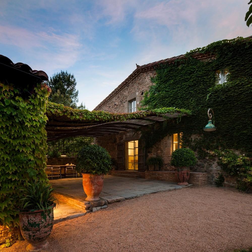 Дом в испанской деревне