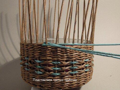 Плетение из газет-МК