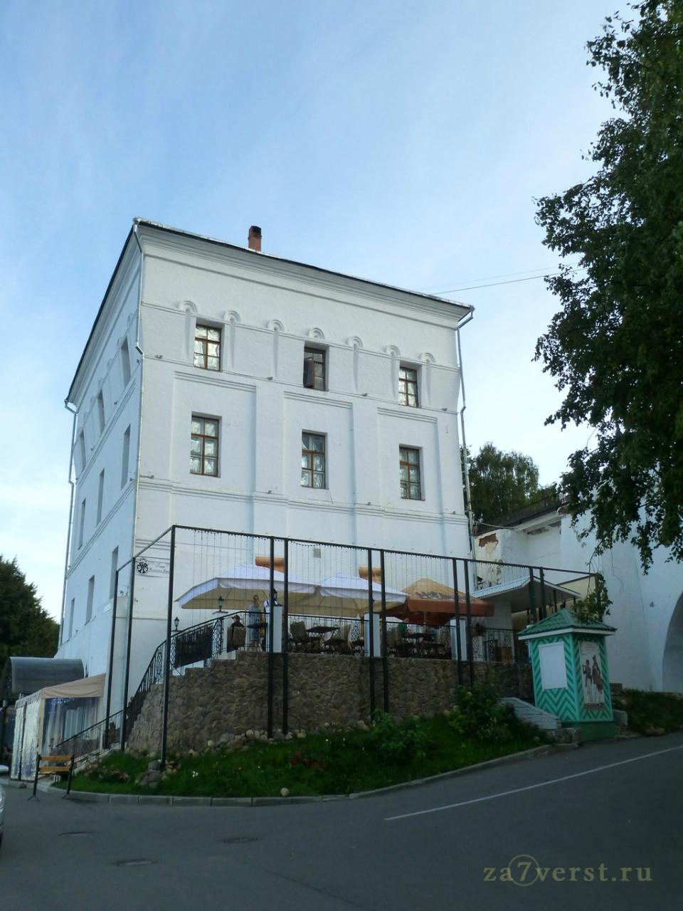 Волжская башня Ярославль