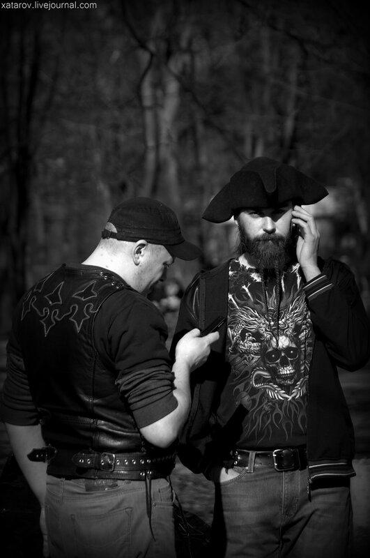 """День Святого Патрика в парке """"Сокольники"""". Москва, 2015"""