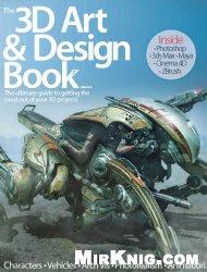 Книга The 3D Art & Design Book Vol №3