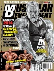 Журнал Muscular Development - October 2014