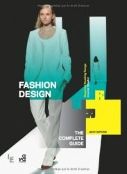 Книга Fashion Design: The Complete Guide (Required Reading Range)