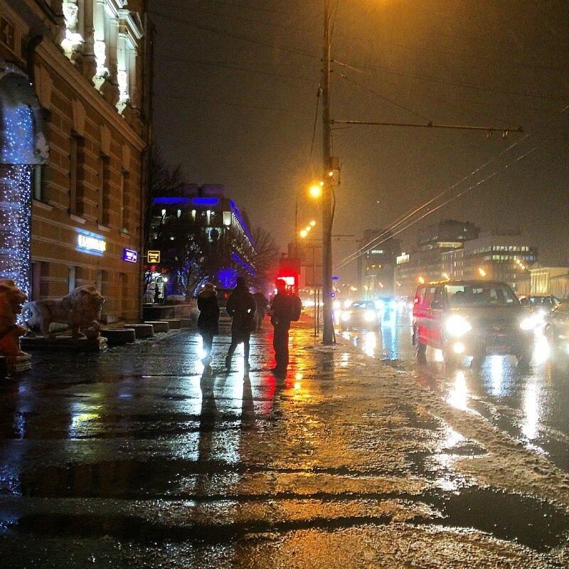 От Зубовского к Крымскому