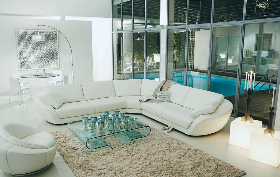 40 интерьеров с мебелью от Roche Bobois
