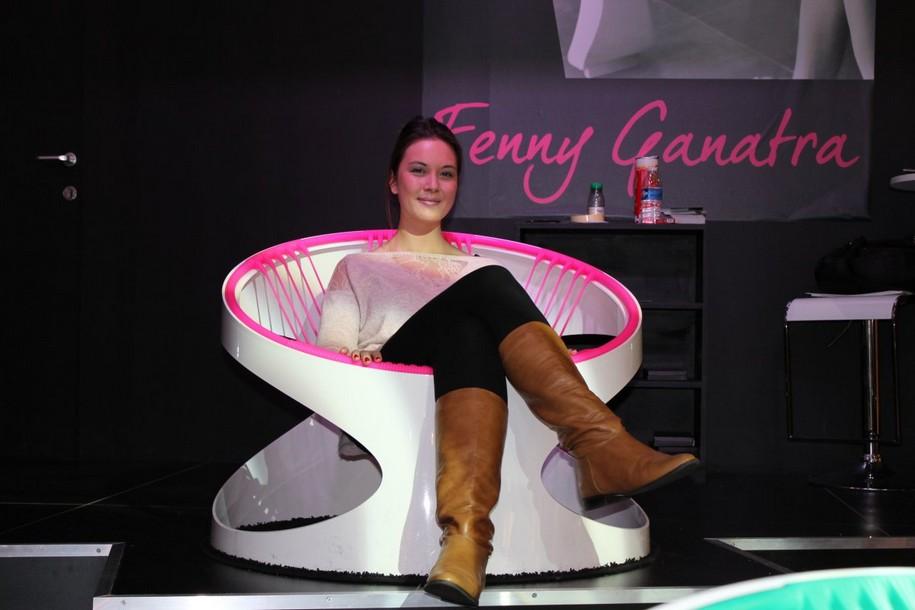 Кресло Bounce от Fenny Ganatra