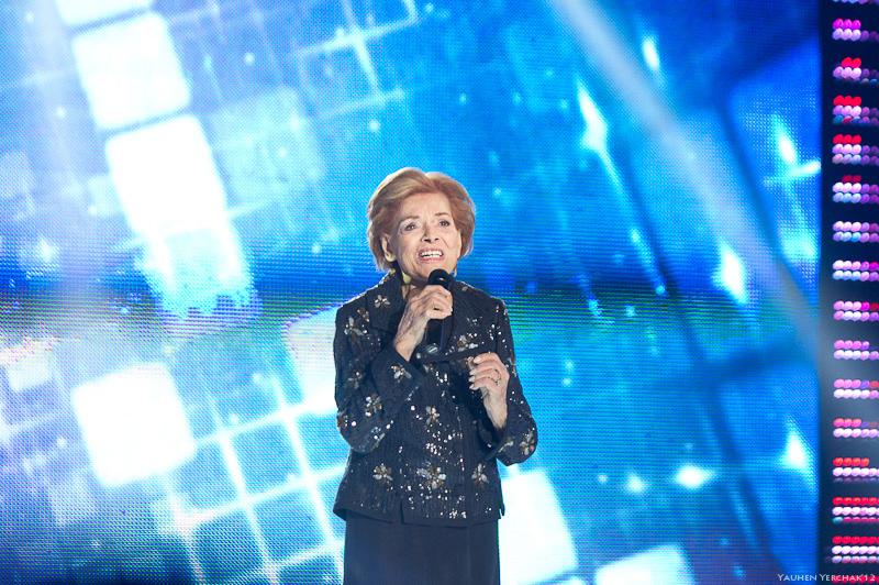ЕвроФест, Евровидение, EuroFest, Eurovision, photo, фото, Lys Assia, Лиз Ассиа